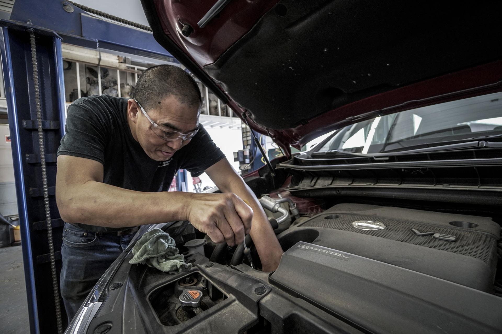 Start-controle toevoegen aan uw auto